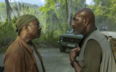 Live review of Spike Lee's Da Five Bloods