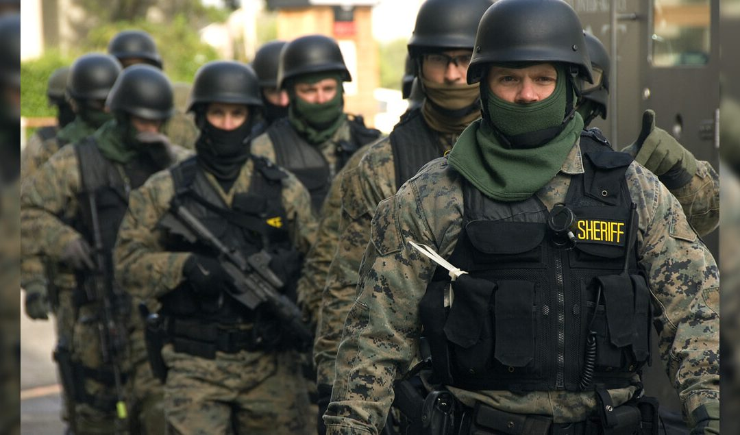 How Endless War Contributes to Police Brutality