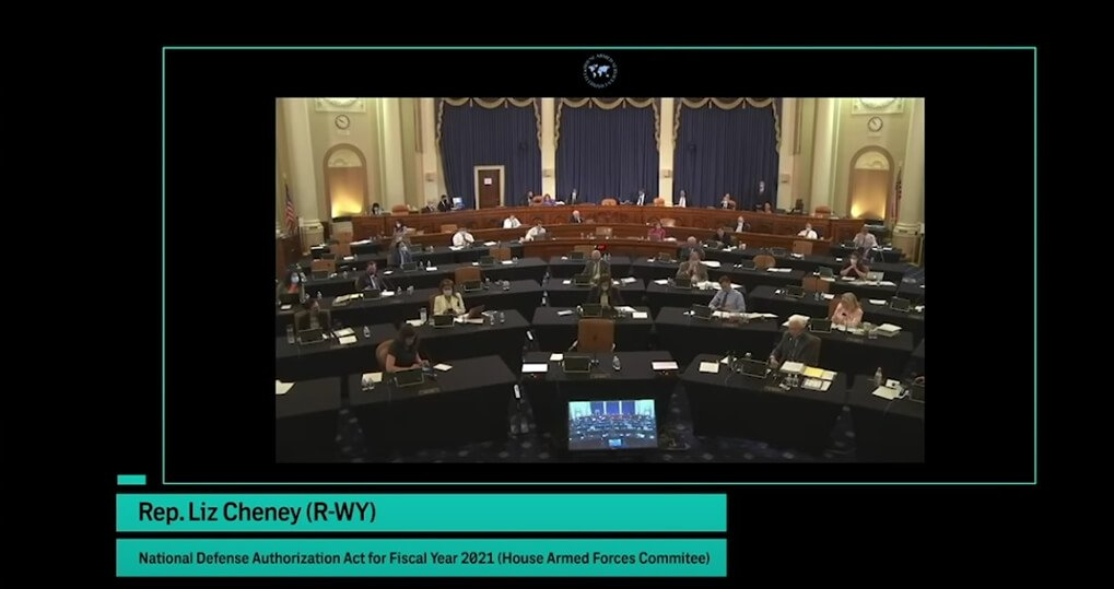 House Armed Services Committee, in Middle of Pandemic, Approves Huge Military Budget