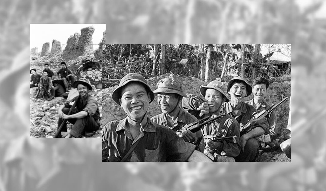 vietcong soldiers