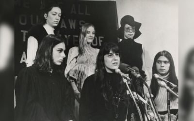 """I was there: One Woman's Perspective on """"The Trial of the Chicago 7"""""""