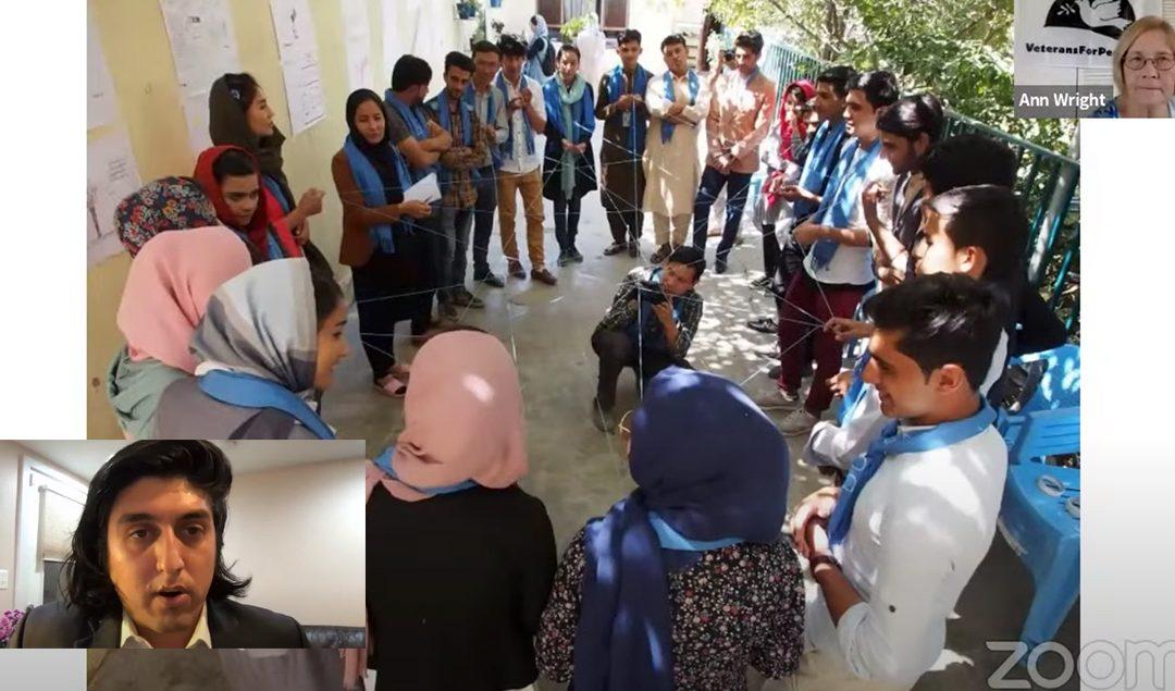 Ending the War on Afghanistan, Webinar Recording