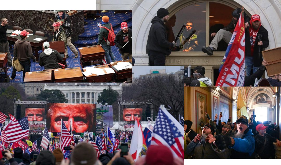 All Enemies, Foreign and Domestic: From Vietnam to the Capitol Steps