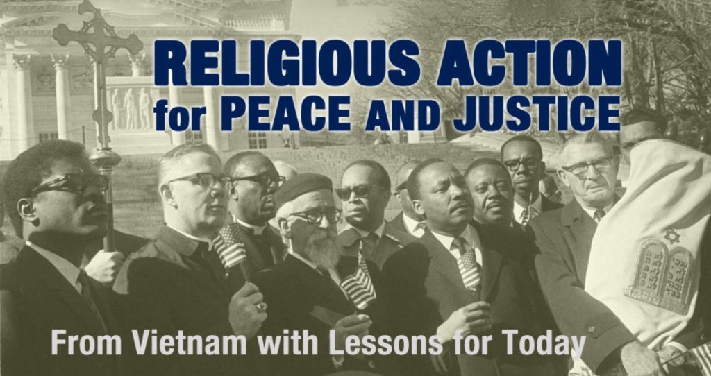Religious Action for Peace and Justice