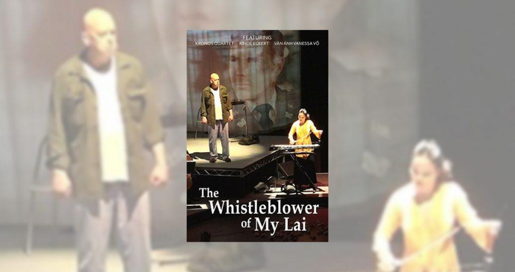 """The Whistleblower of My Lai"" webinar"
