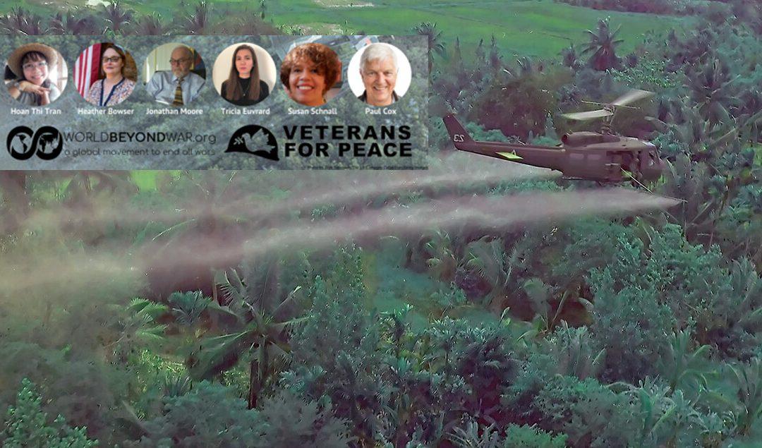 Agent Orange: Lasting Legacy of the Vietnam War (Webinar Video)