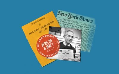 Truth, Dissent & the Legacy of Daniel Ellsberg: April 30 – May 1