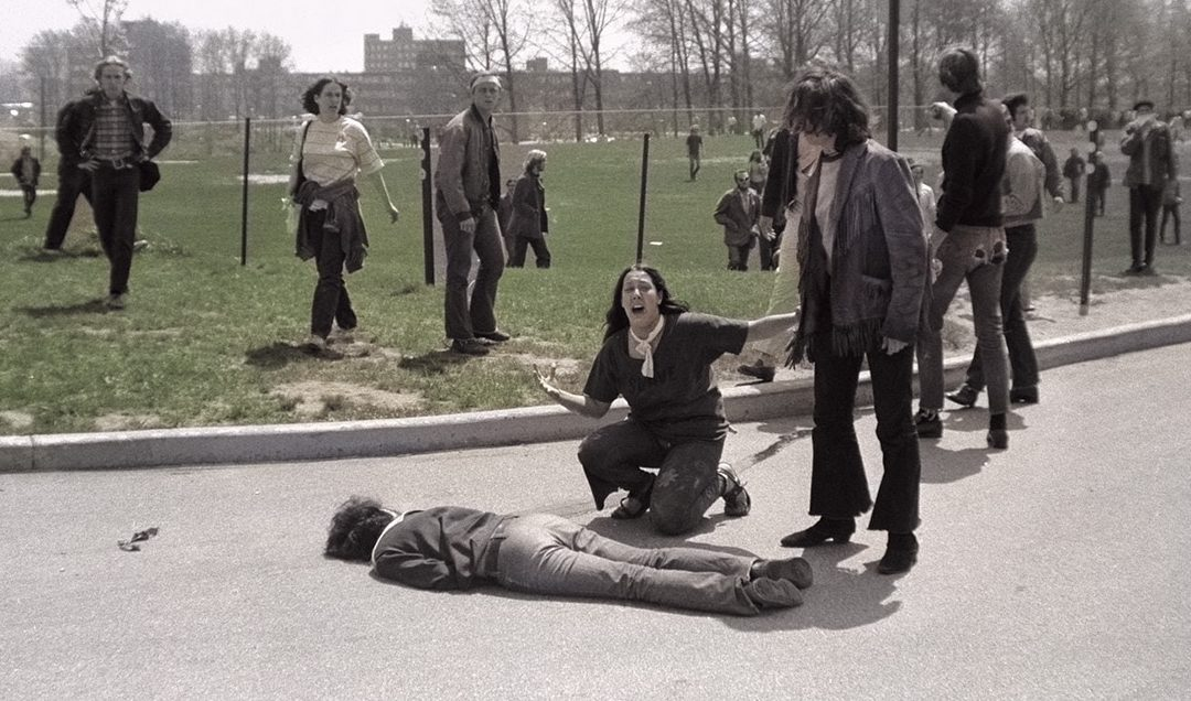 The Girl in the Kent State Photo