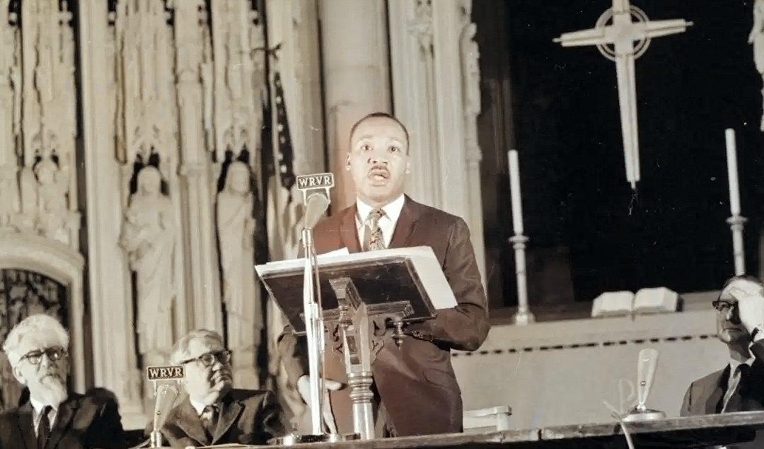 High School Student Essay on MLK's Beyond Vietnam Speech