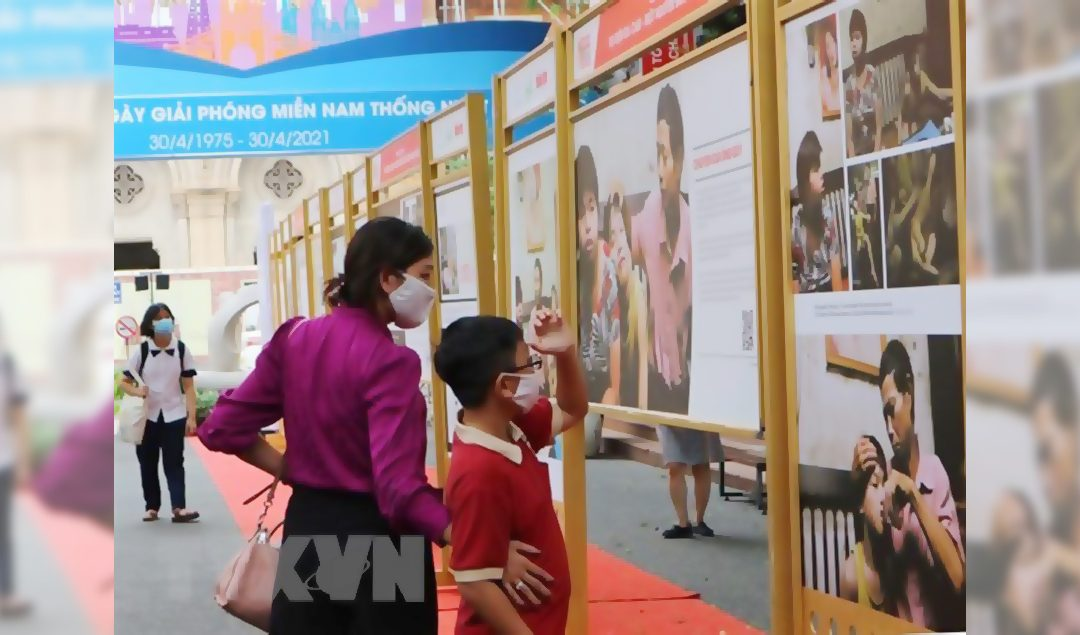Agent Orange/dioxin pain, lawsuit expo underway in Ho Chi Minh City