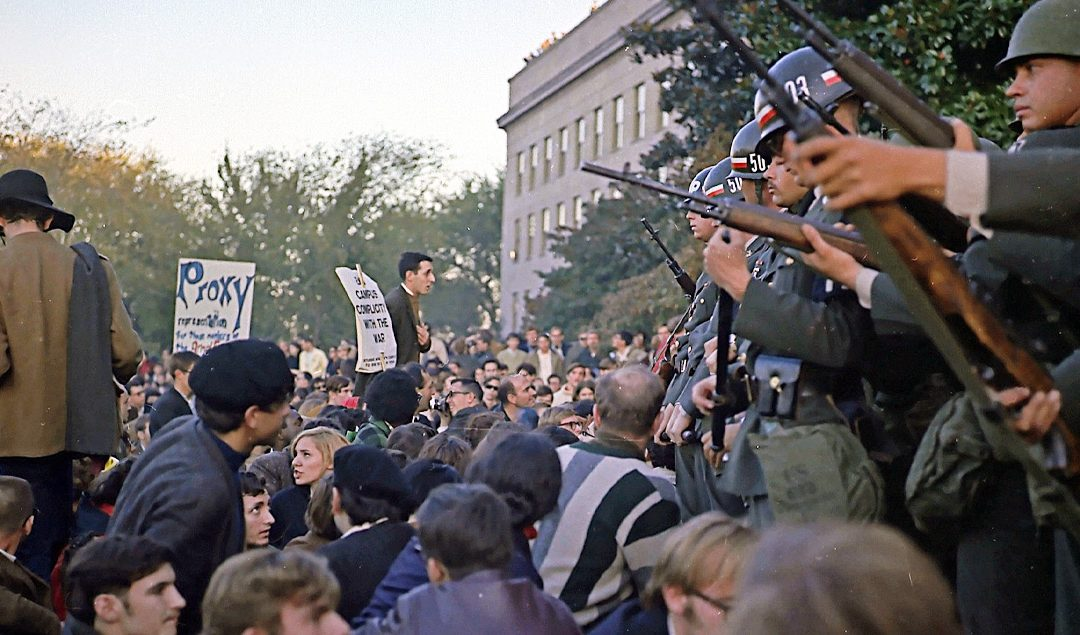 Direct Action Lessons From Three Historic Days of Protest May 1971