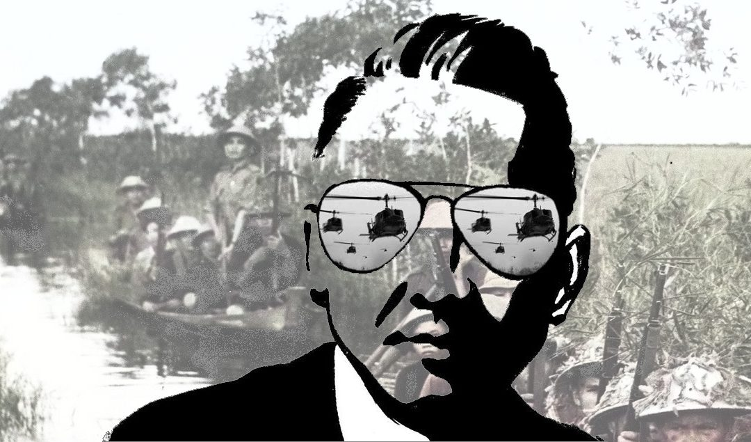 """Bard of the Viets. Review of Viet Thanh Nguyen's new book """"The Committed"""""""