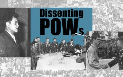 """Podcast: """"They did it of their own volition"""" – Dissenting POWs"""