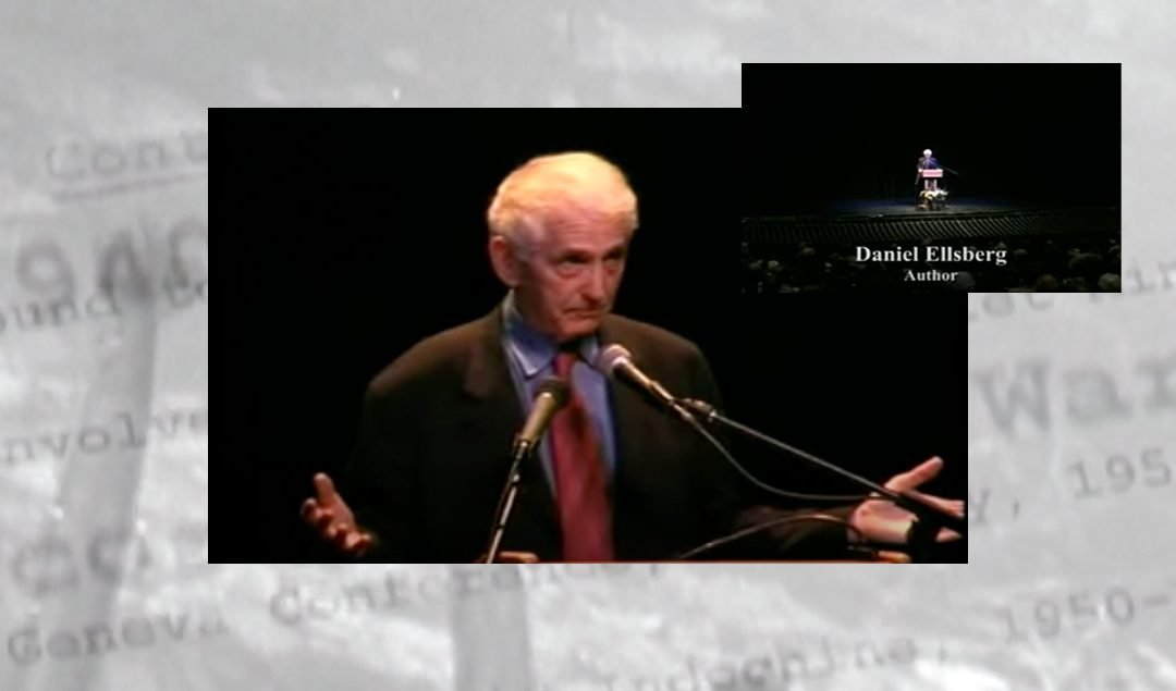 Secrets: Vietnam and the Pentagon Papers – Daniel Ellsberg (video)