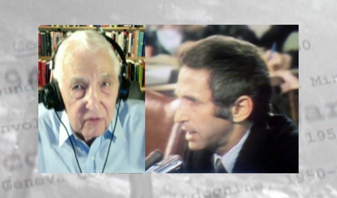 Daniel Ellsberg on Risking Life in Jail to Expose U.S. Lies About Vietnam War
