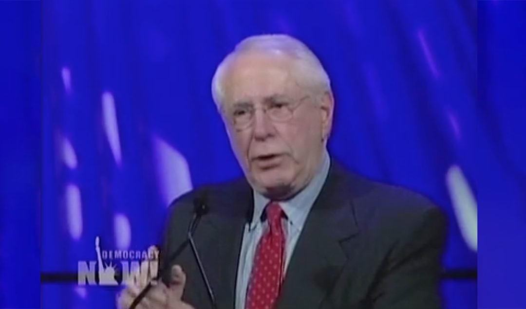 Mike Gravel RIP: How He Made the Pentagon Papers Public (Video)