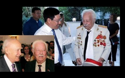 Greek Fighter who Became Hero in Vietnam Passes Away
