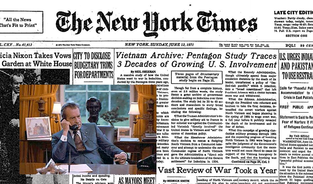 Revealing the Pentagon Papers in Congress — 2: Getting the Papers