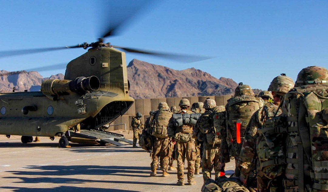 Afghanistan, like Vietnam, is a decisive U.S. military defeat