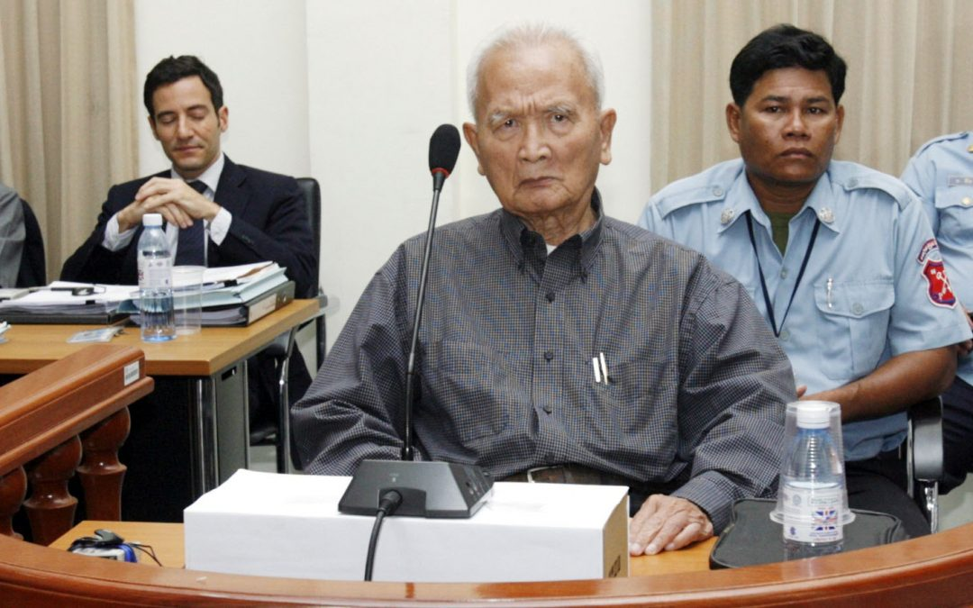 The Last Hearing of a Khmer Rouge Leader